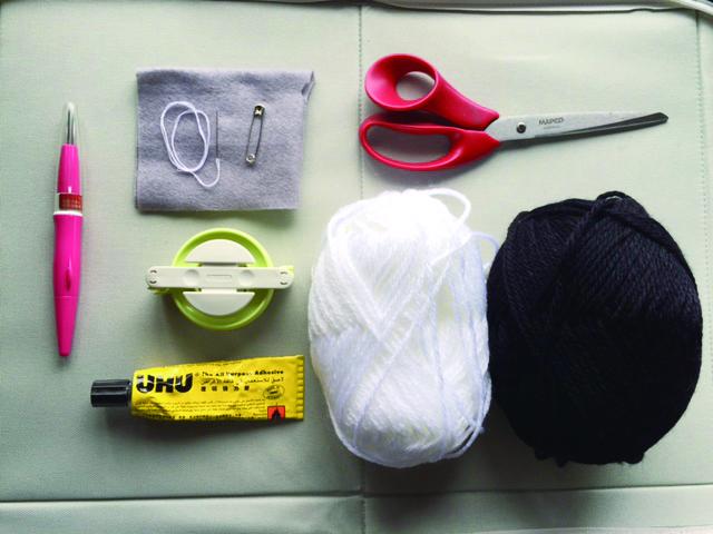 材料及工具
